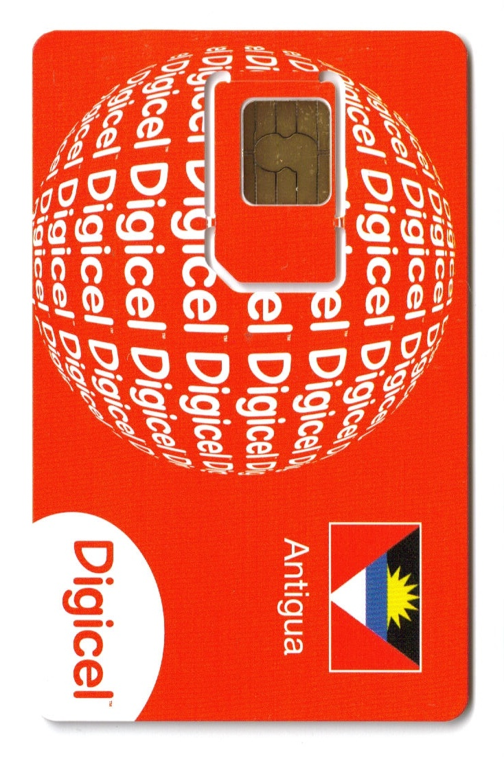 Digicel Antigua & Barbuda logo