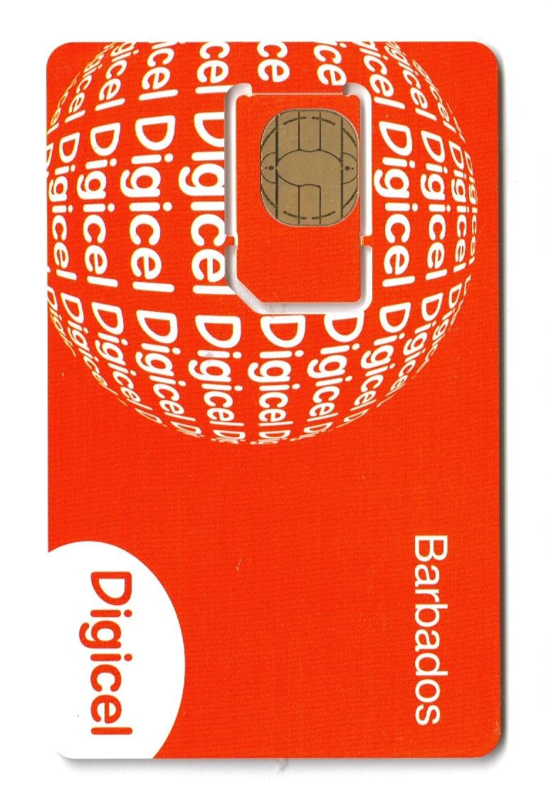 Digicel Barbados logo