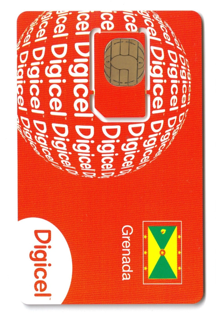 Digicel Grenada logo