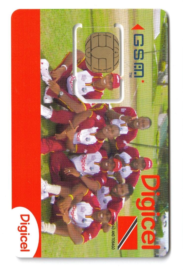 Digicel Trinidad & Tobago logo