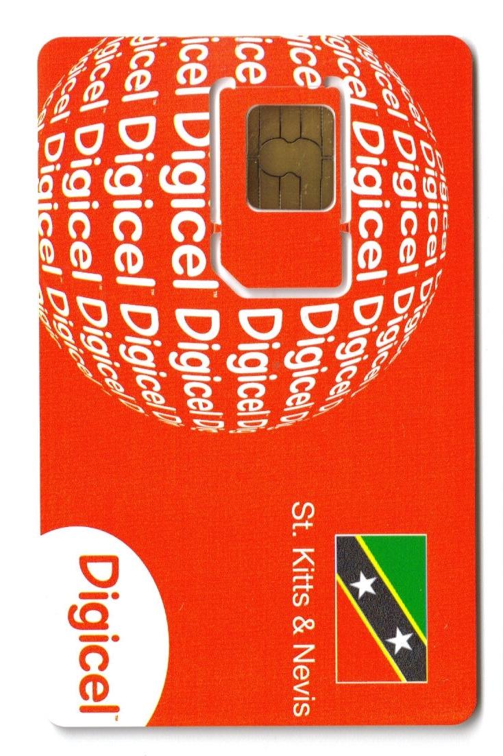 Digicel St Kitts & Nevis logo