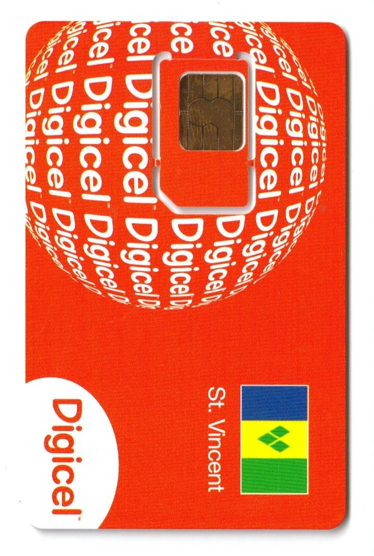 Digicel St. Vincent logo