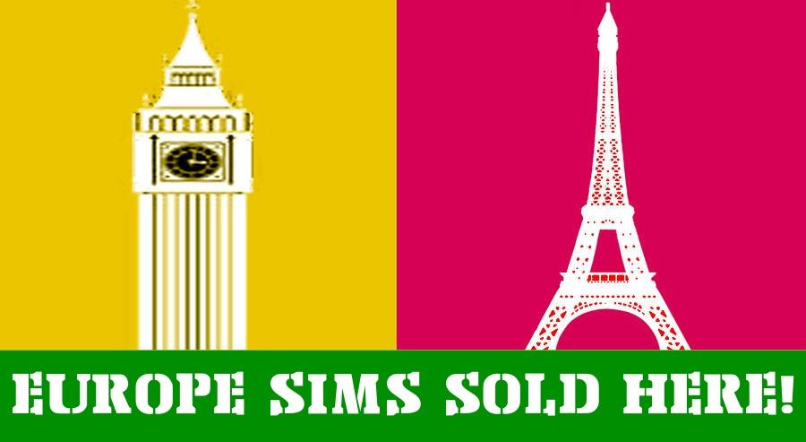 Europe Sims