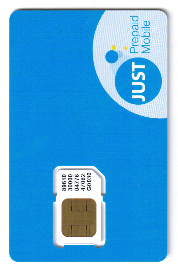 Just Mobile Prepaid Australia