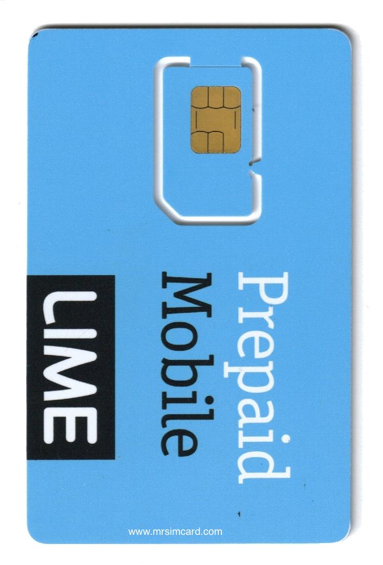 LIME Montserrat Sim Card