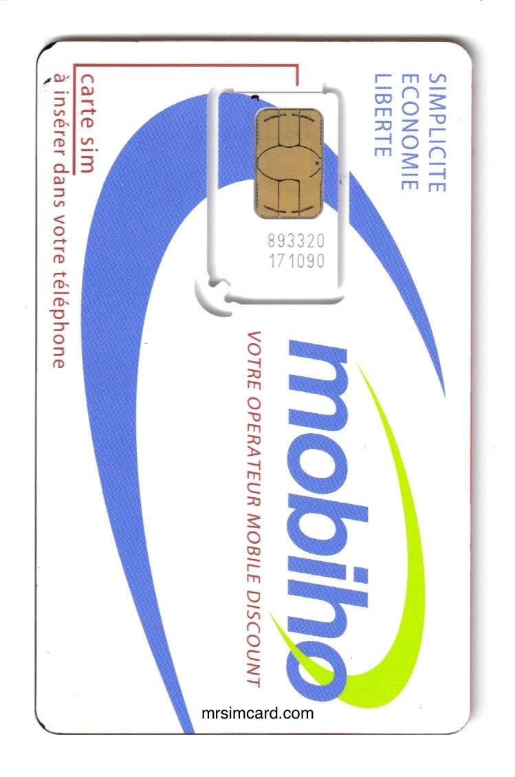 Mobiho Sim Card