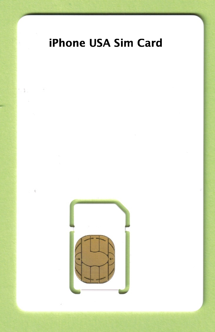 Iphone International Sim Card Unlocked