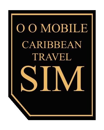 O O mobile Caribbean TravelSim