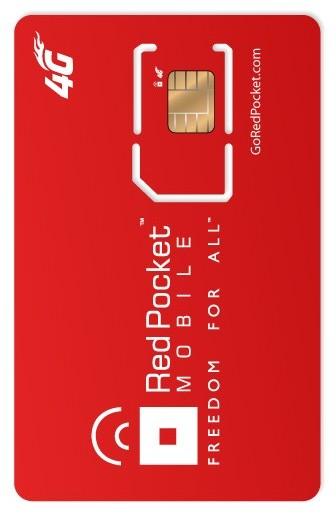 Redpocket Logo