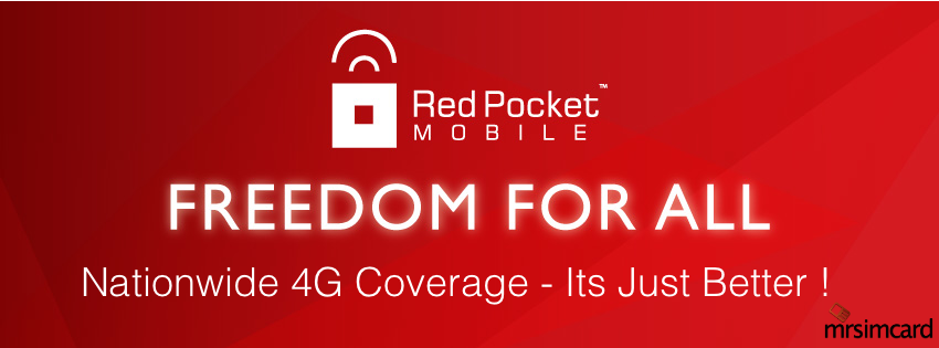 How do you top up a Red Pocket Mobile account?